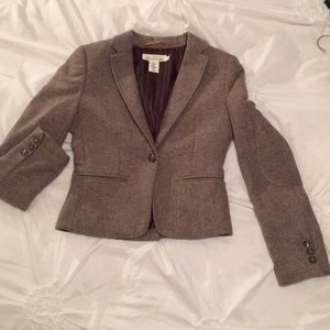 Tweed Jack one button